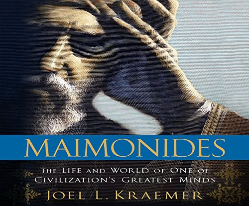 Maimonides: The Life and World of One of Civilization's Greatest Minds by Gildan Media on Dreamscape Audio