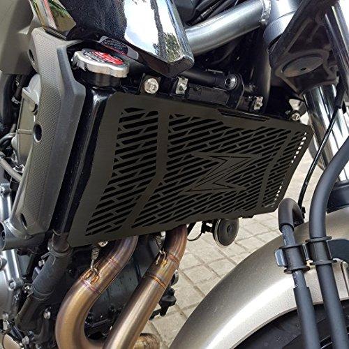 Z650 Motorrad Edelstahl K/ühlerschutzgitter Schutzgitter K/ühlergitter Wasserk/ühler Radiator Guard Grille f/ür Kawasaki Z650 Z 650 2017