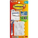 3M コマンド フック カレンダー用 S 4個 タブ10枚入り CMR10