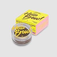 Gel para Sobrancelhas Vizzela Hello Brow - Marrom claro