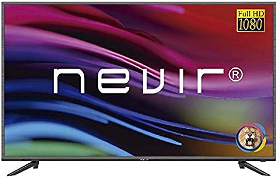 Nevir NVR-7702-55FHD2-N - TV: 361.1: Amazon.es: Informática