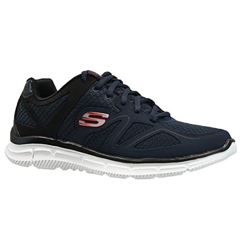 2ff0a6ad0c1a Mens Skechers Memory Foam Lightweight Fitness Running Walking Trainers  Shoes  Amazon.co.uk  Shoes   Bags