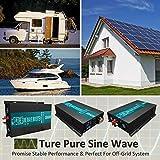 WZRELB RBP300012 3000W 12V 110~120V Pure Sine Wave