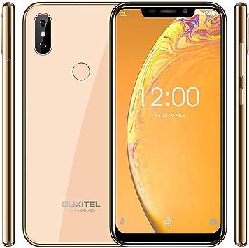 OUKITEL C13Pro Smartphone 5G / 2.4G WiFi 19: 9 2 + 16 GB Quad Core ...