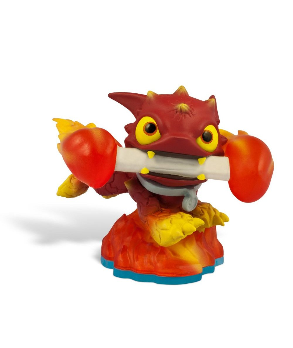 Skylanders SWAP Force: Fire Bone Hot Dog Character by Activision (Image #1)