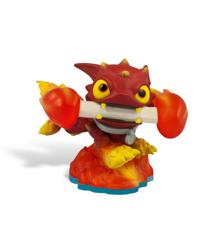 Skylanders SWAP Force: Fire Bone Hot Dog Character