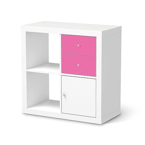 Möbel-Folie für IKEA Kallax Regal Schubladen | Muster Dekorfolien ...