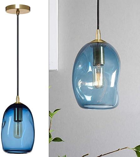 Aurora Glass Pendant Lighting Hanging Light