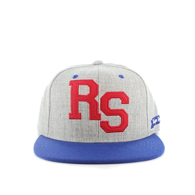 Tamaño King vestir gorra - gris/azul marino: Amazon.es: Ropa y ...