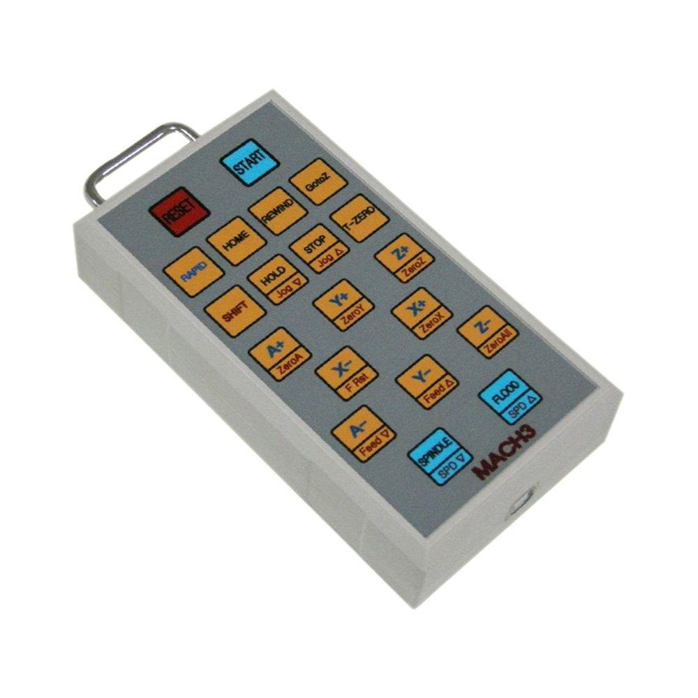 Cnc USB JOG Controller Mach3 Pendant Cnc4youstore: Amazon