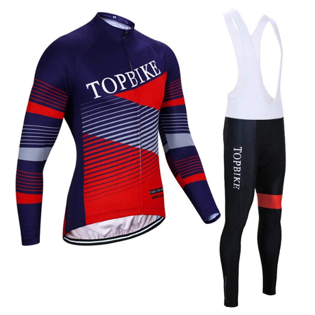 Xiaoping Fahrradbekleidung Radfahren Langarm Anzug Sommer Mountainbike Fahrrad Bekleidung Sportgeräte