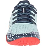 Merrell Women's Trail Glove 5 Sneaker, Aqua, 11.0 M