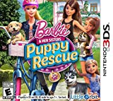 Barbie and Her Sisters: Puppy Rescue 3DS - Nintendo
