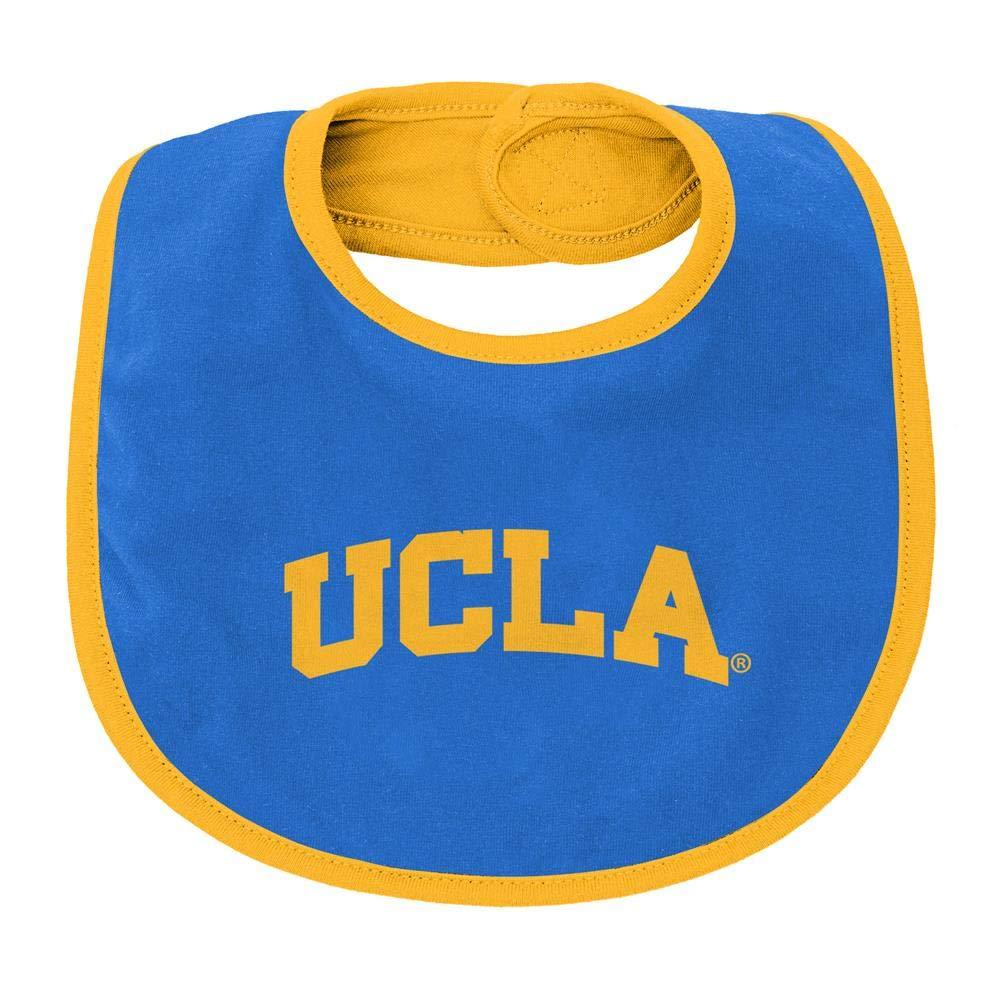 OuterStuff UCLA Bruins Creeper Bib and Bootie Set Infant Set