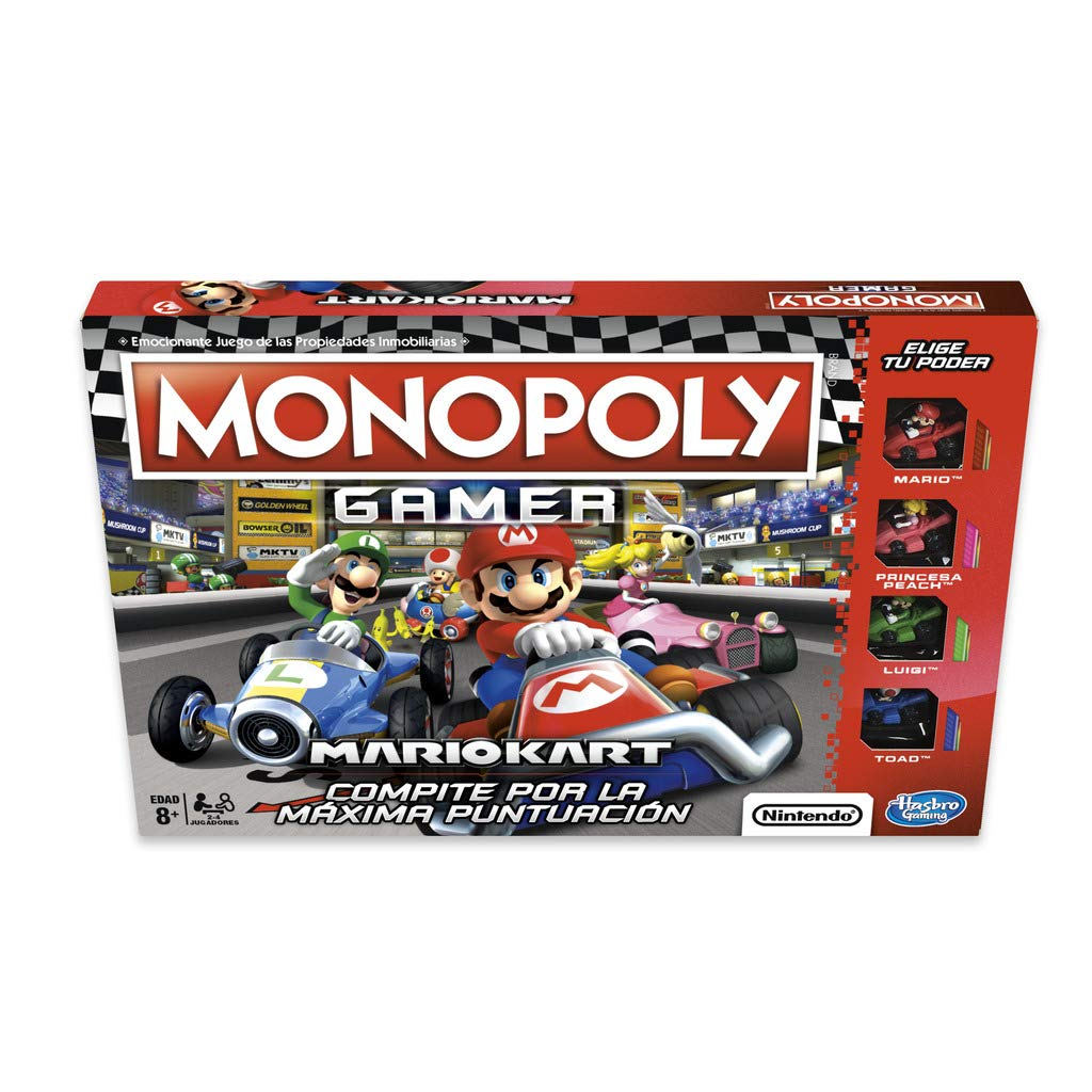 Monopoly Junior Mario Kart