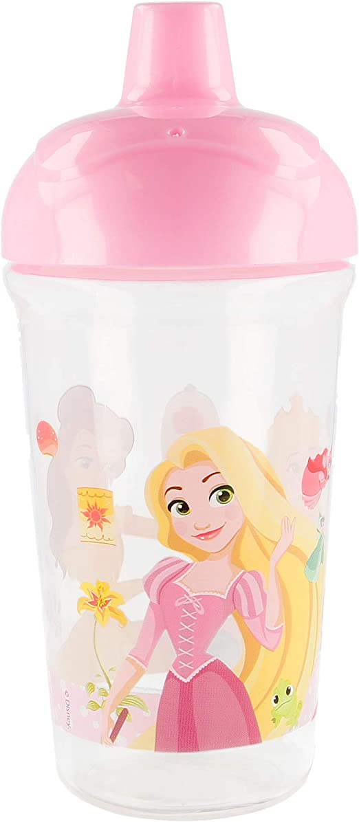 ALMACENESADAN 2137; Sipper Cup Disney Princesses; 430 ml; plastic product; free BPA