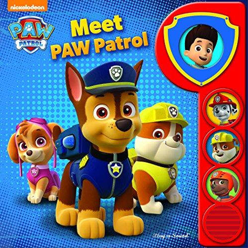 Price comparison product image Paw Patrol Custom Frame (Paw Patrol: Play-A-Sound)