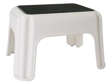 Giganplast sgabello plastica bianco amazon casa e cucina
