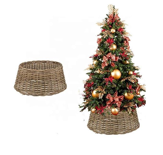 CPone-my Falda del Árbol De Navidad, Falda del Árbol De Sauce ...