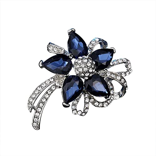 Safety Pin Brooch Skirt Dress Pin Jewelry Lady Gown Shawl Butterfly Shape