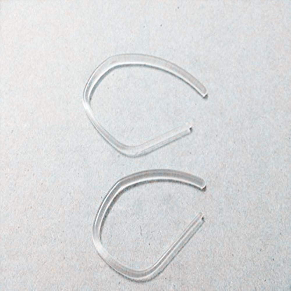 YunYiYi 2pcs Ear Hook Earhook Compatible with Jabra Style Bluetooth Headset Wireless Headphones Earphone Repair Parts Accessories