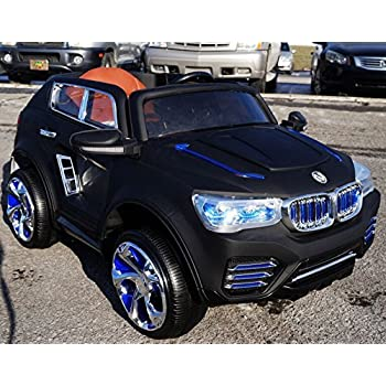 ride on kids electric car bmw x5 style f0000 with remote control dull