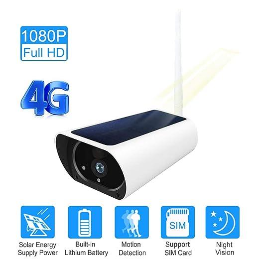 Lhcar 32G Tarjeta SIM 3G 4G Batería de la cámara de energía ...