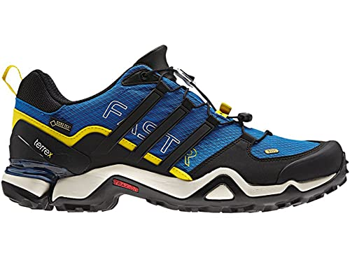58540f8f4 Adidas Terrex Fast R GTX Shoe - Men s Blue Beauty Black Vivid Yellow 11   Amazon.ca  Shoes   Handbags