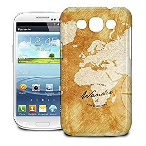 Phone Case For Samsung Galaxy Win I8550 - Wander The World Lightweight Premium