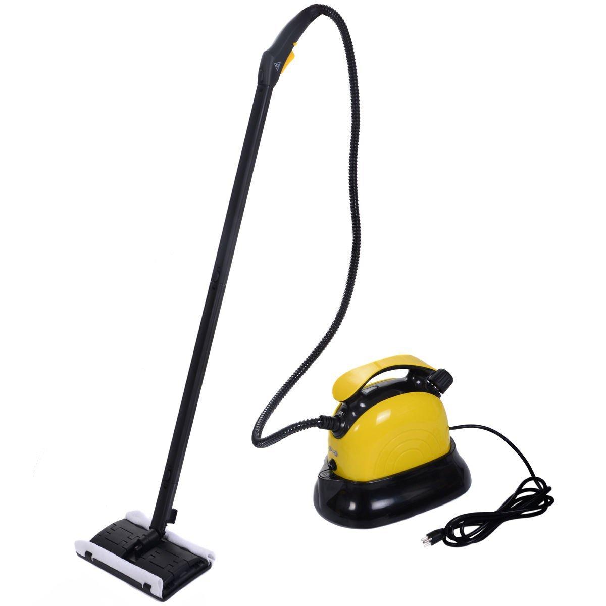 tonyang 1500W Portable Multi Purpose Pressure Steam Cleaner Multifunction Household Carpet Bathroom