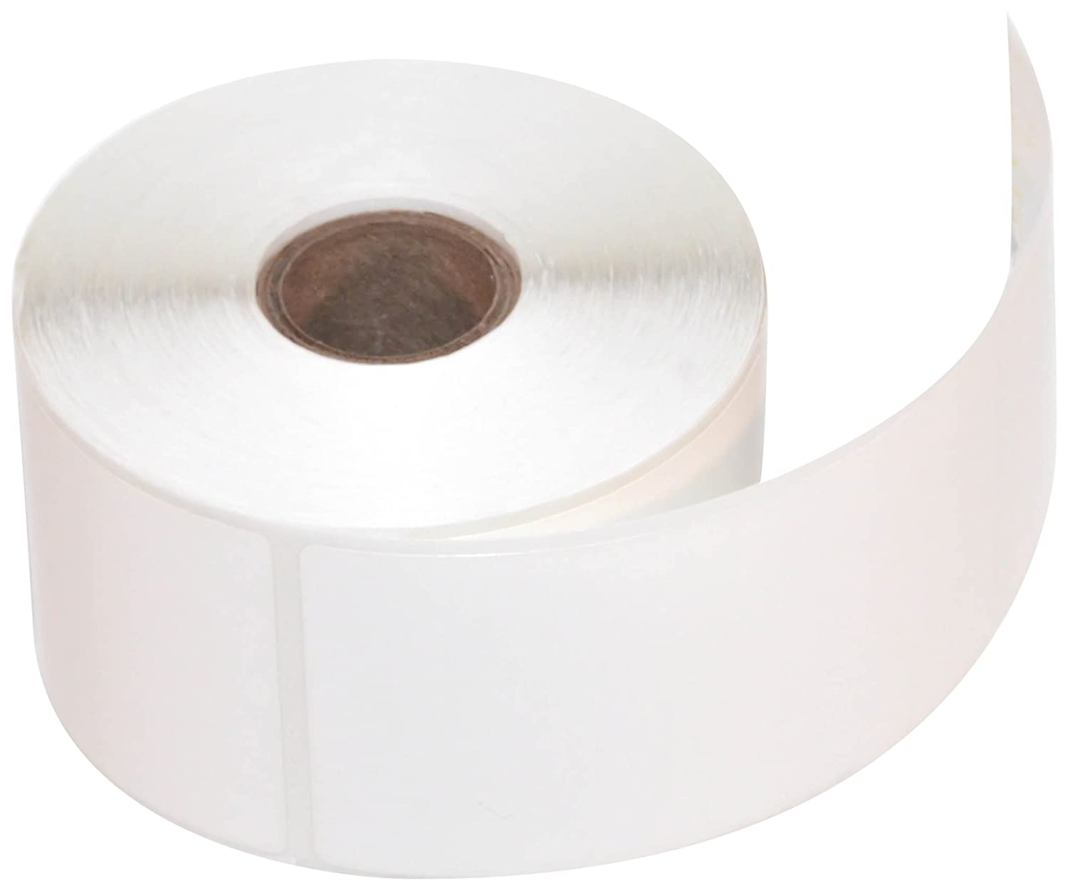 CompuLabel Direct Thermal Labels, 2-Inch x 4 Inch, White, Roll, Permanent Adhesive, Perforations Between Labels, 350 per Roll, 12 Rolls per Carton (530572) Continental Datalabel Inc.