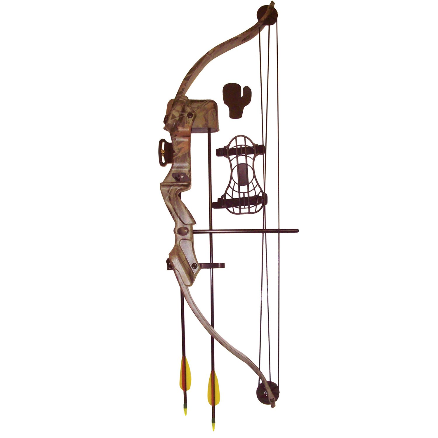 SA Sports Youth Bison Recurve Compound Bow Set