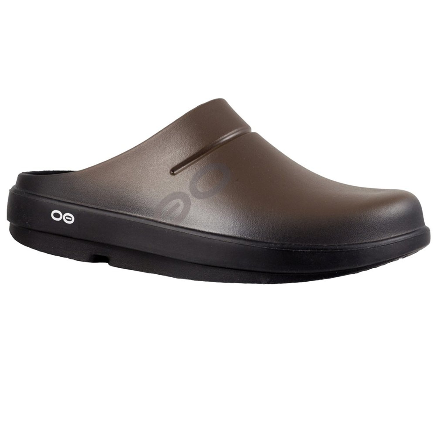 OOFOS Unisex OOcloog Sport Clog Mule, Brown, 13 B(M) US Womens/11 D(M) US Men by OOFOS