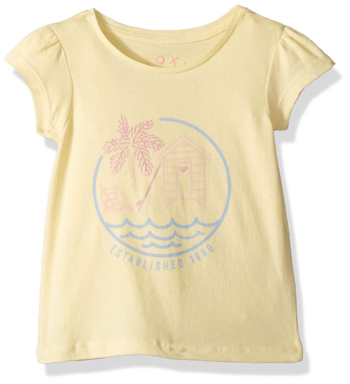 Roxy Girls' Little Back to The Start T-Shirt