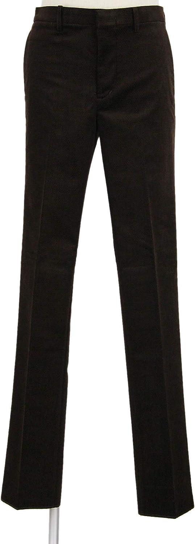 ロングパンツ メンズ ブラック&ホワイト 黒&白い ゴルフウェア bgf5009cc