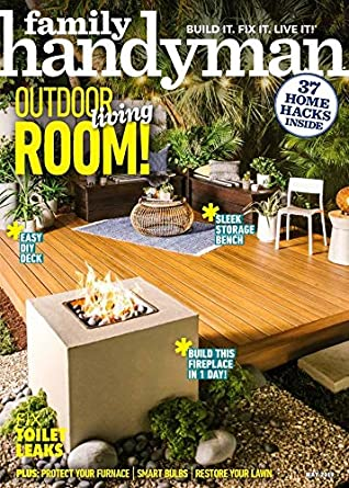 Note To State Media It Wasnt Outdoor >> Family Handyman Amazon Com Magazines