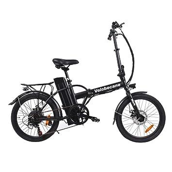 Velobecane bicicleta eléctrica Work negro