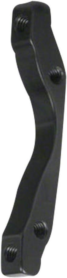 Tektro Rear 160mm Post Mount Adaptor for Disc Brakes Black