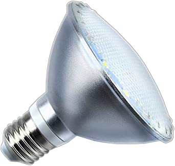 Luxvista 12W Par30 E27 Impermeable Foco Lámpara Bombilla Proyector ...