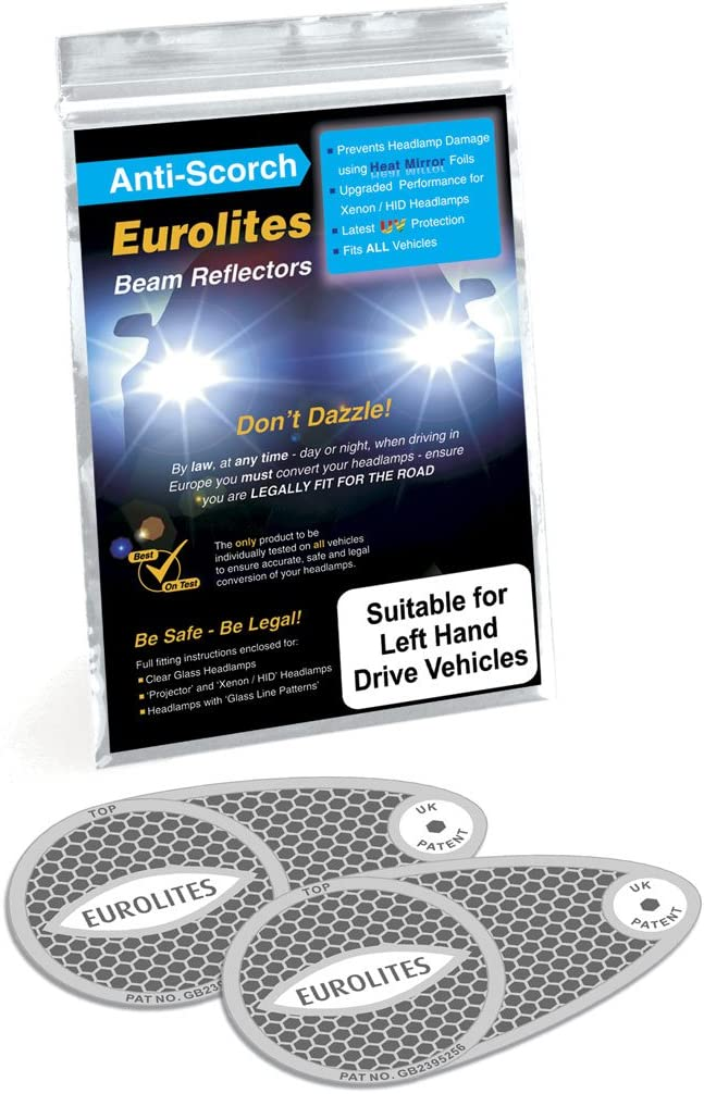 Eurolites D/éviateur de Faisceau sp/écial Royaume-Uni