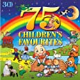 75 Children's Favourites [Import anglais]