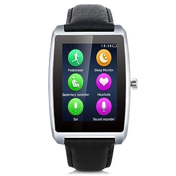 Smart Watch – Zeblaze Cosmo – Bluetooth reloj inteligente deporte reloj teléfono Mate para IOS Android