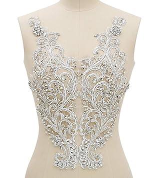 Amazon Com Queendream Vintage Bridal Belt White Bridesmaid Sash