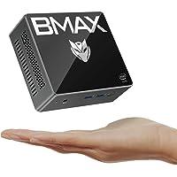 BMAX B2 Mini Pc Windows 10 Intel Celeron N3450 (fino a 2,2 GHz) 8GB RAM 128GB Actualizable SSD de Procesador Ordenadores…