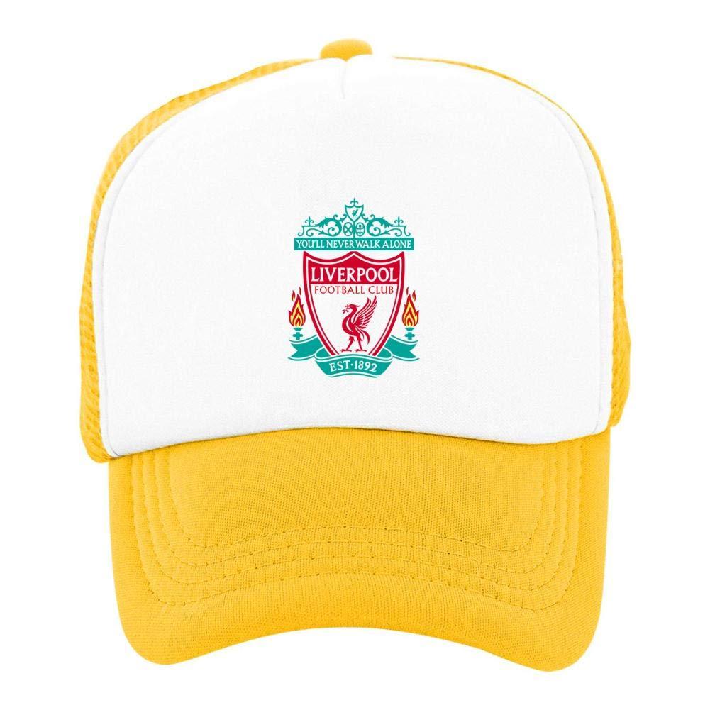 YOUTHTHY Gorra de béisbol Ajustable con el Logo del Liverpool FC ...