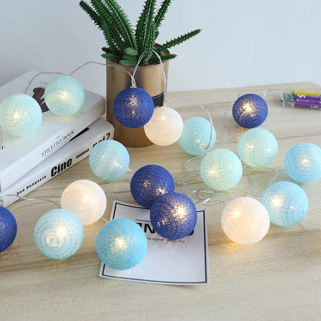 Bonitas y decorativas guirnaldas LED (13 colores) por sólo 9,80€ con el #código: RH77G4Z6