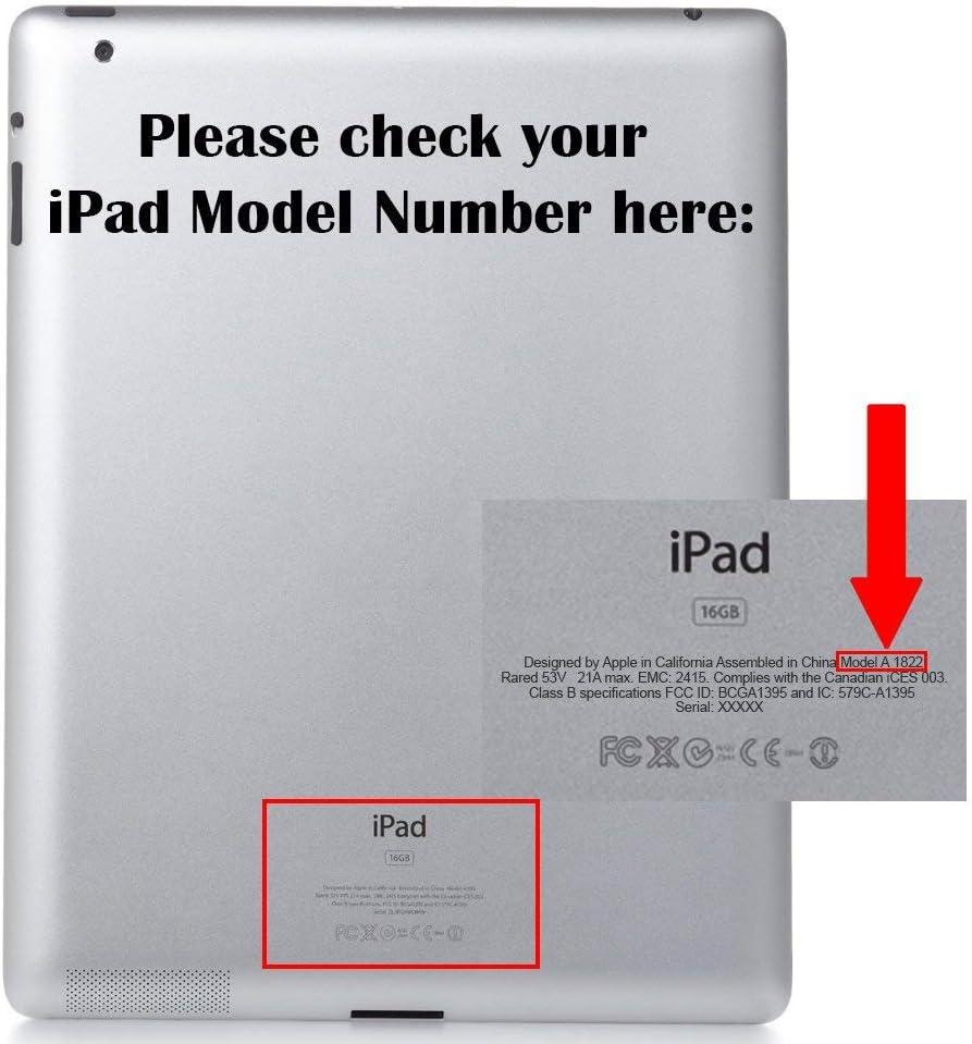 A1822, A1823 Tefir Bianco digitizer Kit di Riparazione per 2017 iPad 9.7 Touch Screen di Ricambio con Attrezzi Adesivo preinstallato