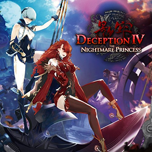 Deception 4 Costumes (Deception IV - The Nightmare Princess - PS3 [Digital Code])