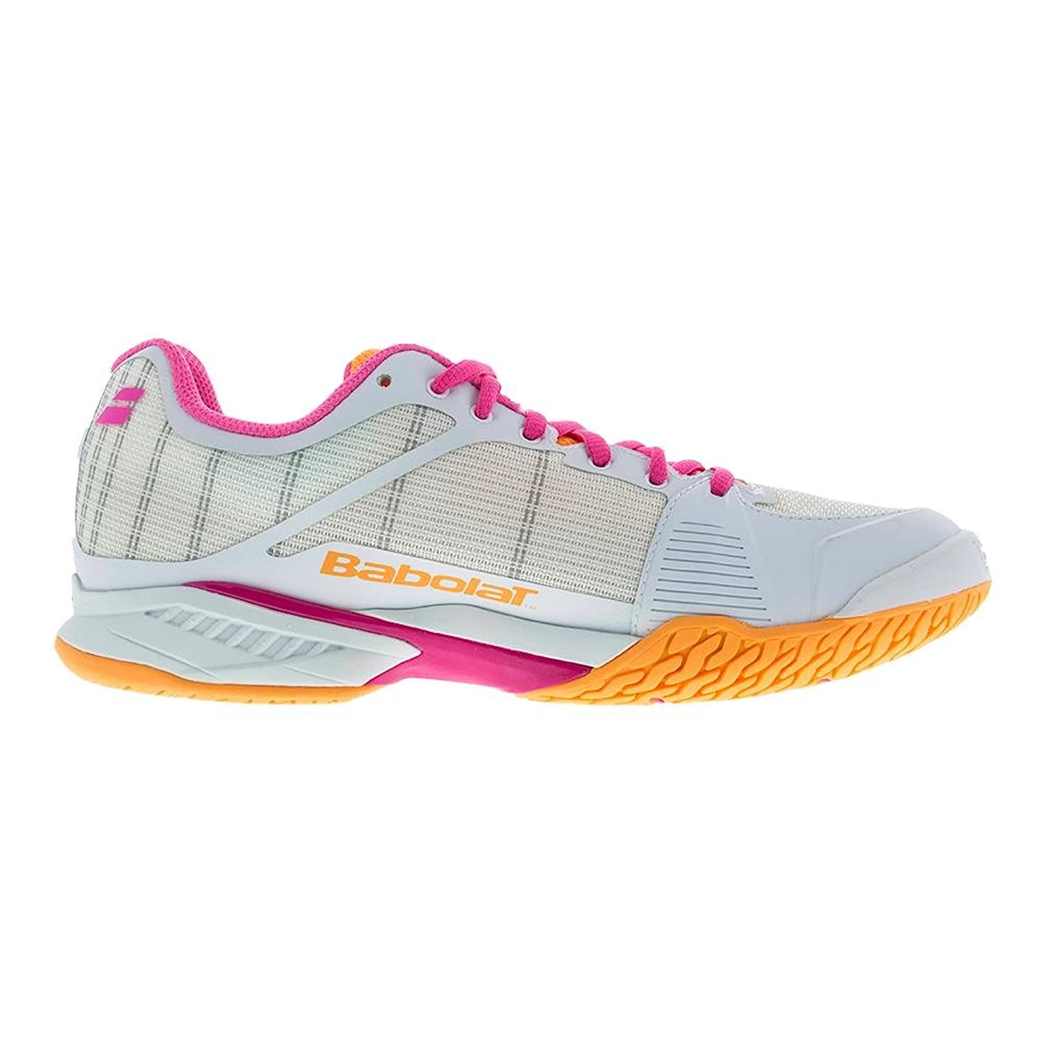 Amazon.com | Babolat Jet Team All Court Women's Tennis Shoes | Tennis &  Racquet Sports