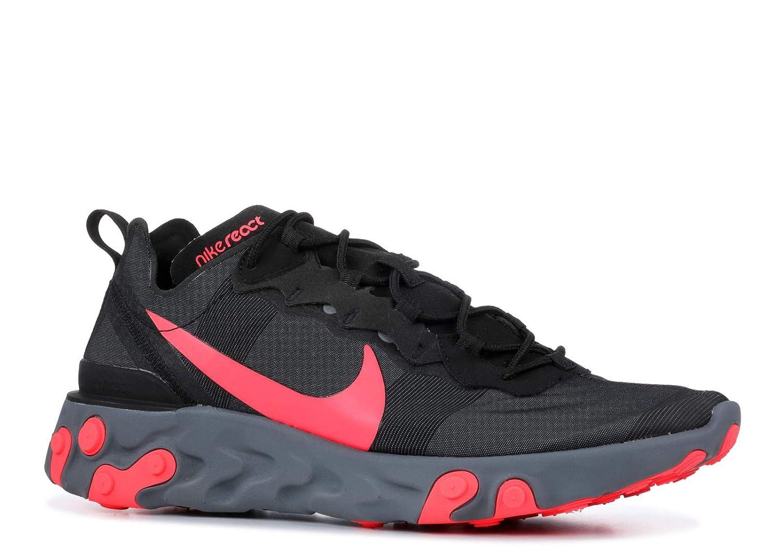 check out 20854 32c20 Amazon.com   Nike React Element 55 Mens Bq6166-001   Fashion Sneakers